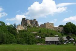 zamek kamieniec panorama